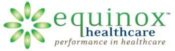 Equinox Healthcare logo