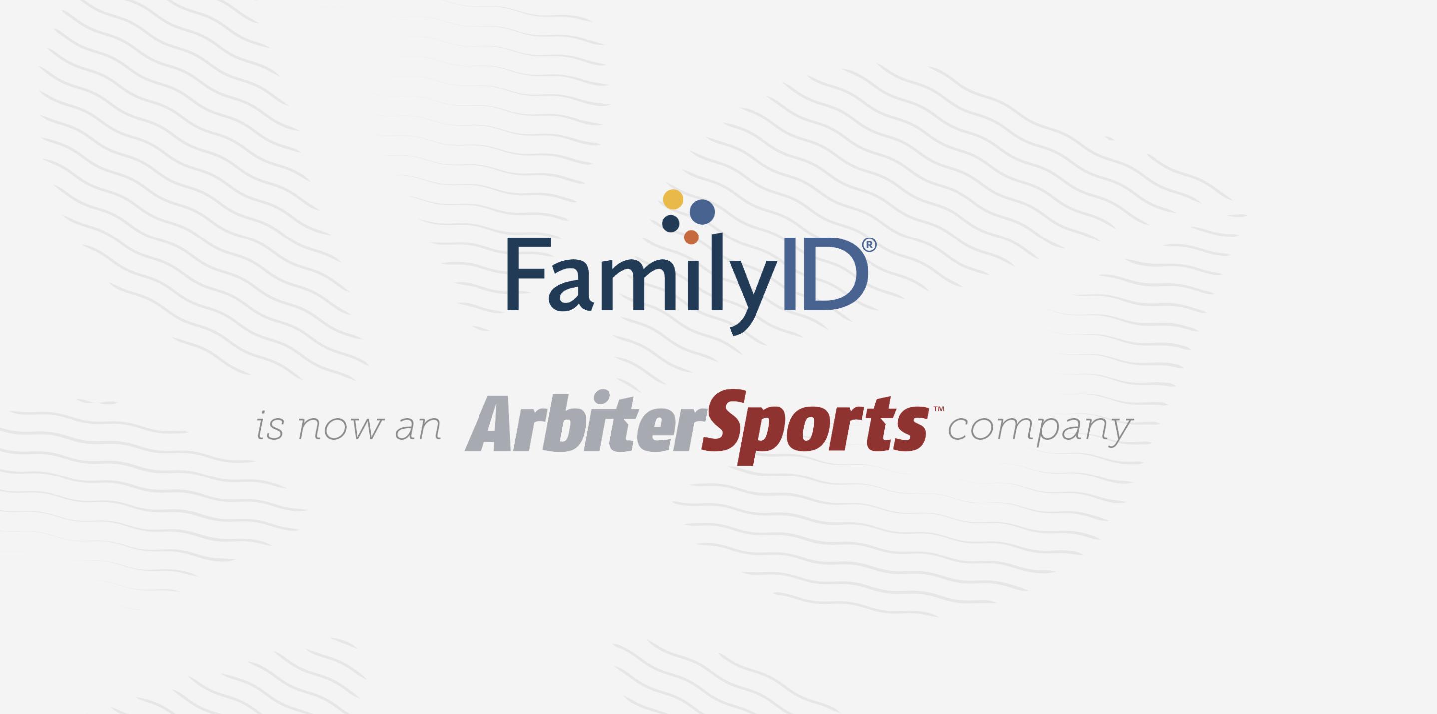 Serent Capital Portfolio Company ArbiterSports Announces Acquisition of FamilyID