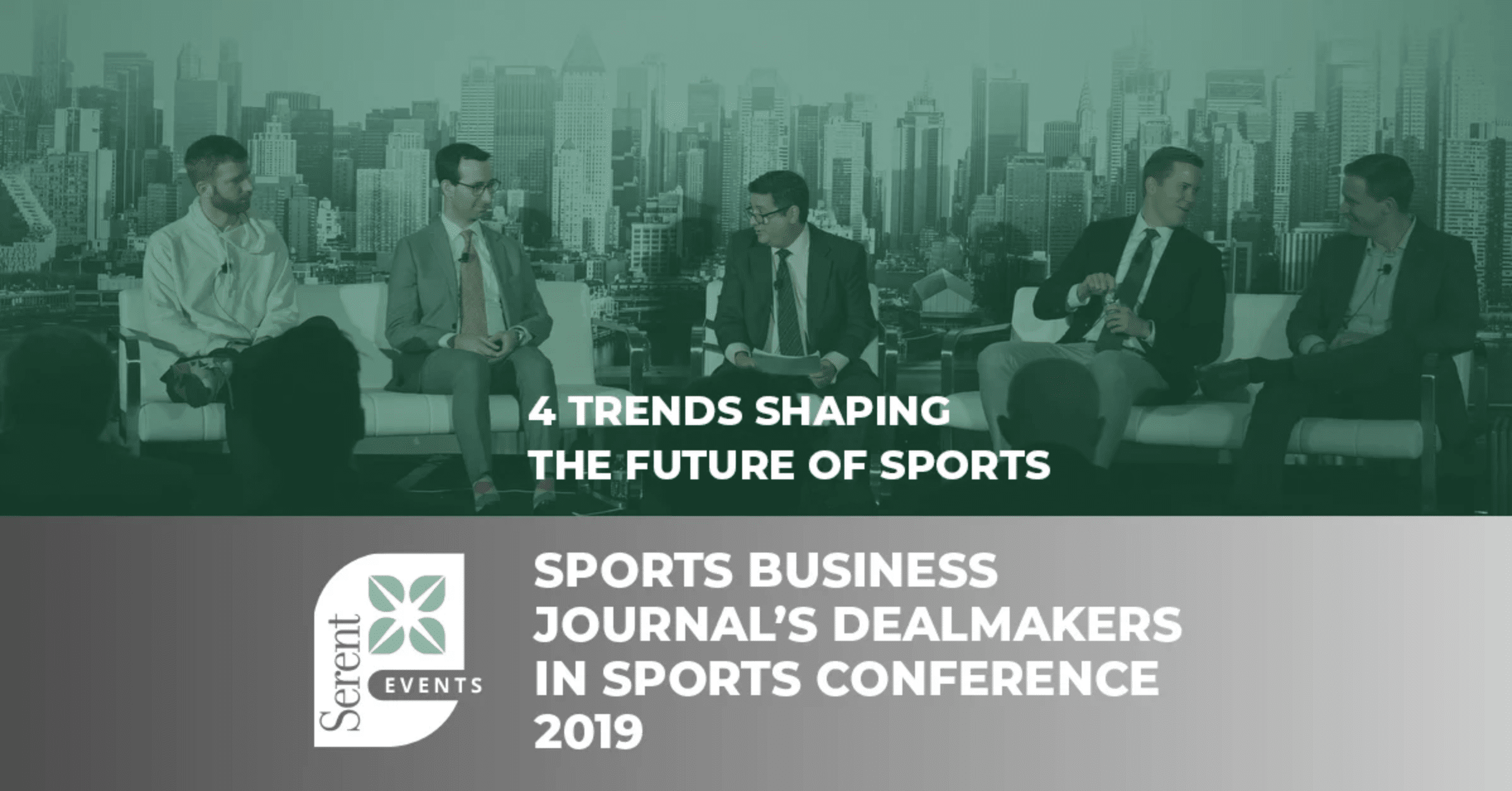 4 Trends Shaping the Future of  Sports