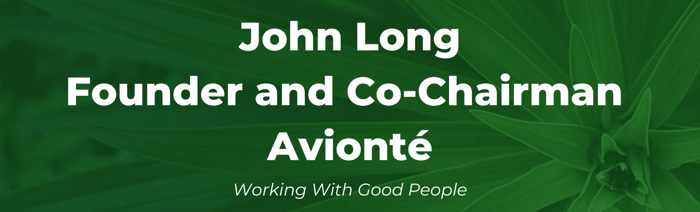 Serent Snapshot: John Long, Founder and Co-Chairman of Avionté