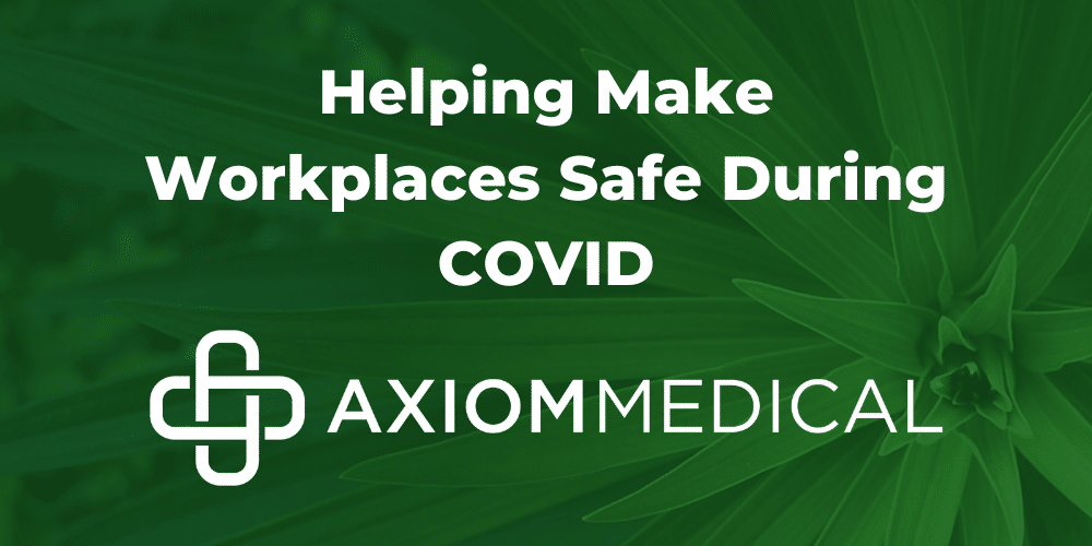 Helping Make Workplaces Safe During COVID