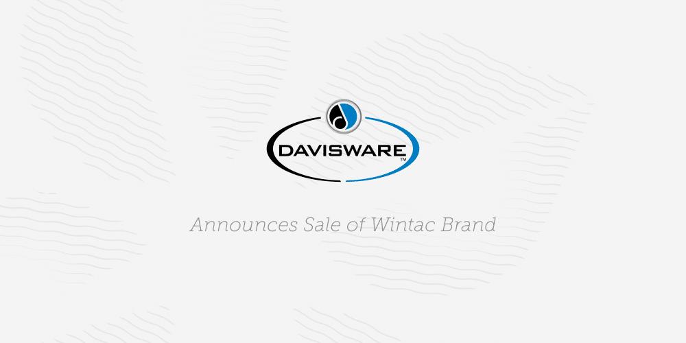 Serent Portfolio Company Davisware Announces Sale of Wintac Brand
