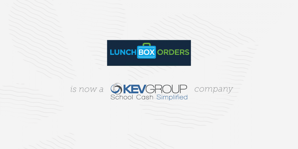 KEV Group, A Serent Portfolio Company, Announces Acquisition of Lunchbox Orders