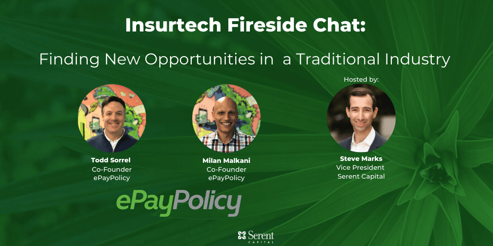 Insurtech: Finding New Opportunities in a Traditional Industry