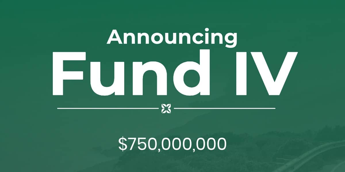 Announcing the Launch of Serent Capital's $750MM Fund IV