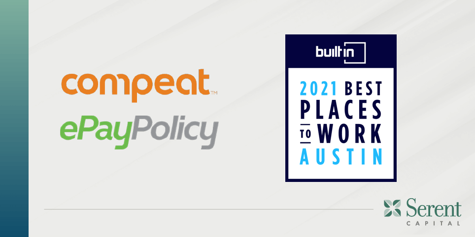 Compeat and ePayPolicy Named Best Places to Work