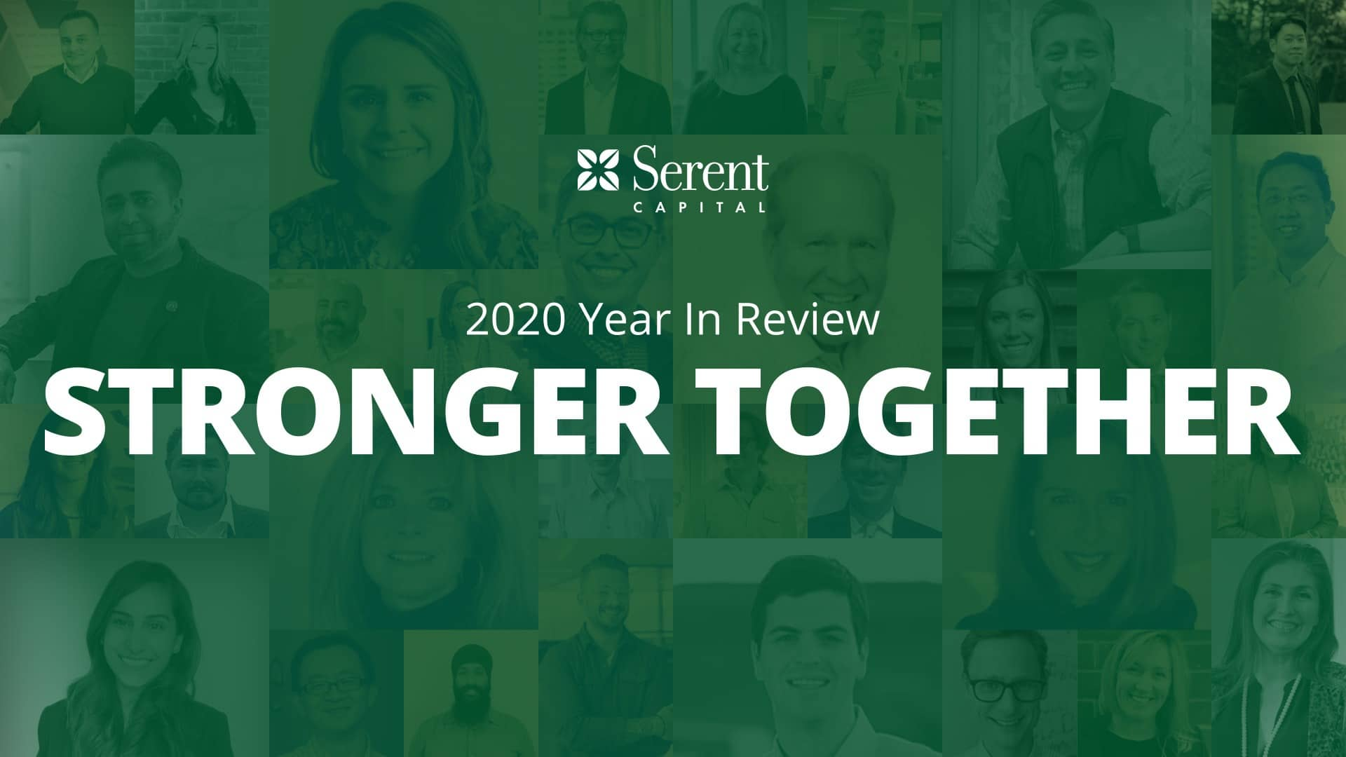 The Power of People: 2020 Year in Review