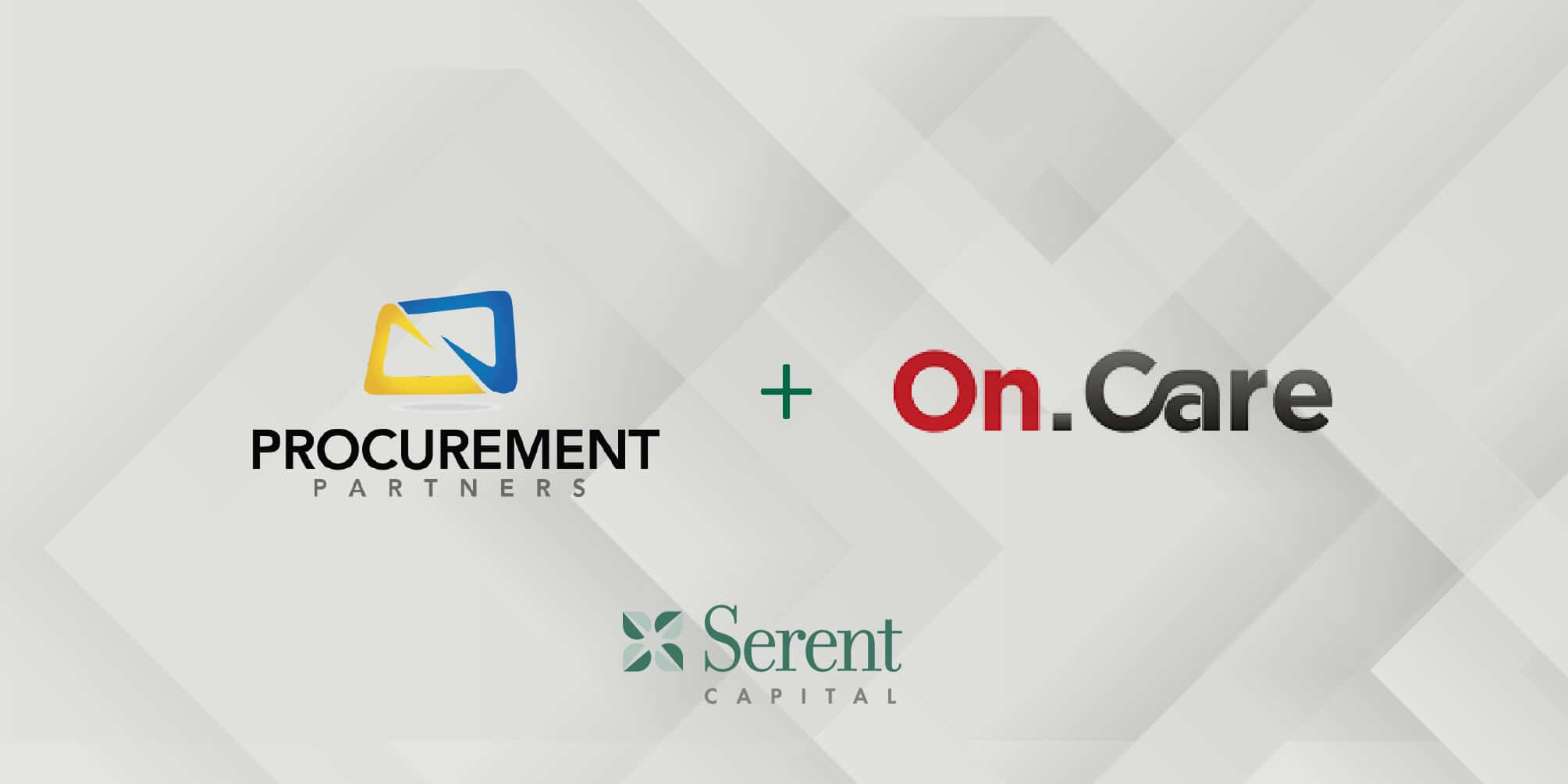 Procurement Partners Acquires On.Care to Provide World-Class E-Procurement Solution for Healthcare Providers