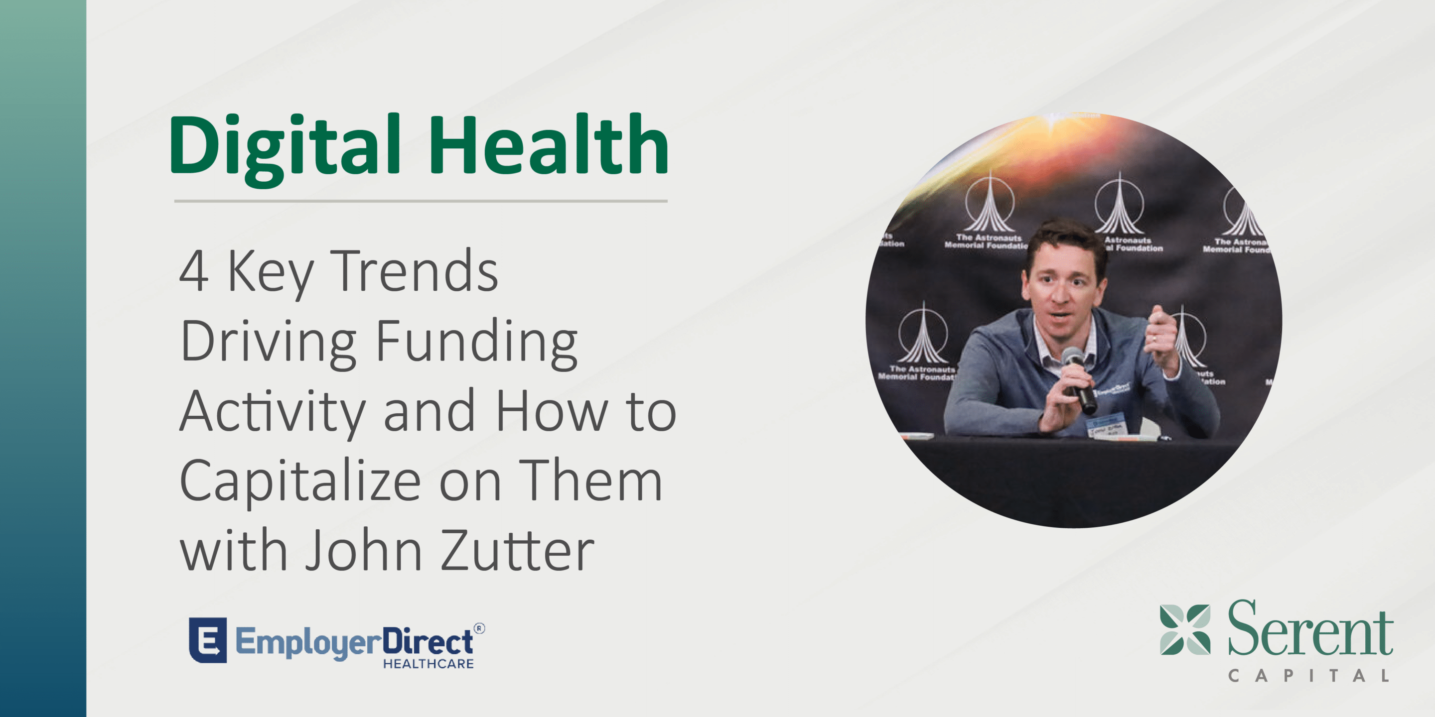Digital Health: 4 Key Trends Driving Funding Activity and How to Capitalize on Them